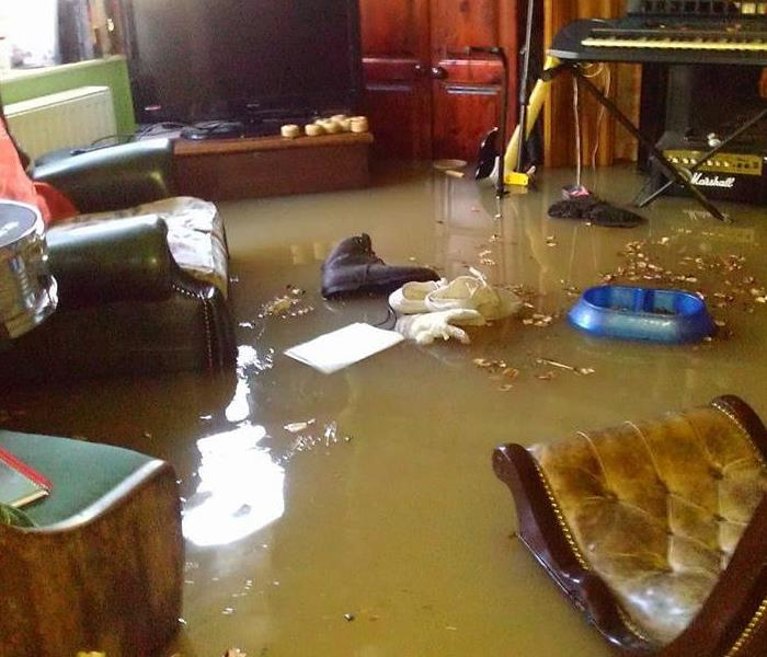 Water Damage What to know when you live in Michigan, where seasons suddenly change